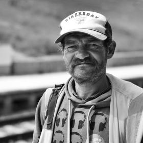 Železniční dělník