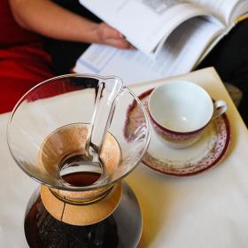 Káva a studium