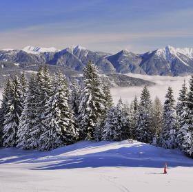 Pohádka pro malé a velké lyžaře