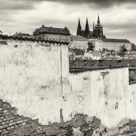 Pražský hrad, Hradčany