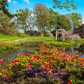 Cholmondeley Castle Gardens