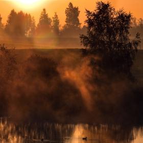 Pekelná mlha