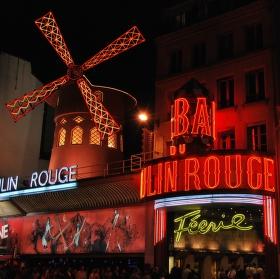 Moulin Rouge (Červený mlýn)