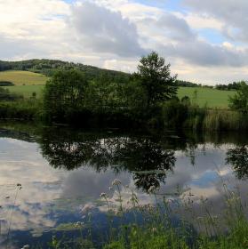 Šumava - Desenický rybník