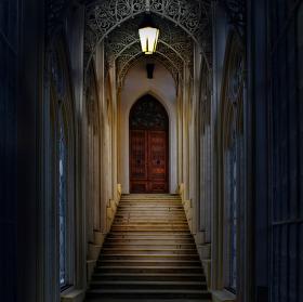 Tajemství zámecké chodby