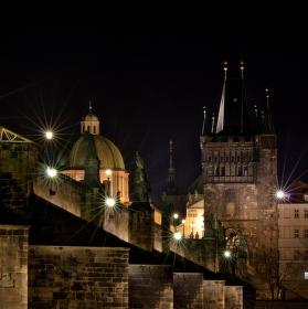 Hvězdy v Praze