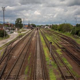 Pustá železnica