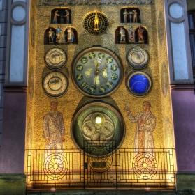 Olomoucký HDR orloj