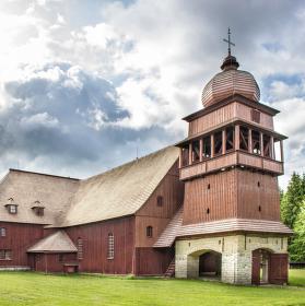 kostel - slovensko