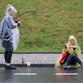 Prší, prší a prší