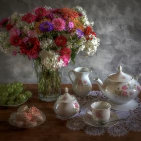 Babiččin čaj
