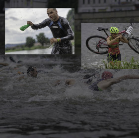 Triathlon - Iron dumpling