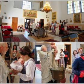 Křtiny Niny