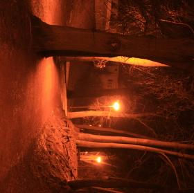 cesta u hřbitova