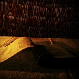 Otevírání knihy