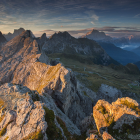 RIFUGIO NUVOLAU 2575 m n.m