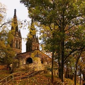 Podzim na Vyšehradě...