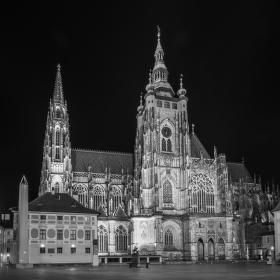Pražský hrad - Katedrála sv. Víta