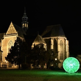 Bazilika Nanebevzetí Panny Marie - Brno