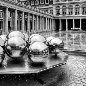 Když v Paříži prší.....