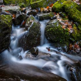 Bobří vodopády