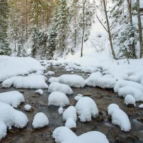 Pravá zimná atmoška :-)