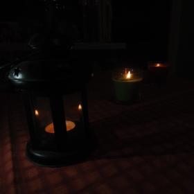 Svíčky - Zátiší