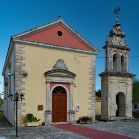 Virgin Zoodochos Pigi Church