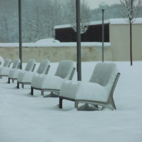 Sněžilo