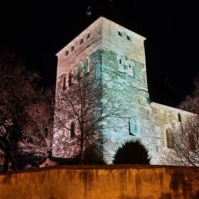 Kostel Staré Kyje