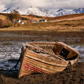 Skotské lodičky