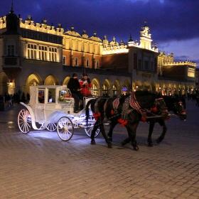 vanocni Krakow