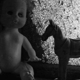 Příběh odložených hraček...