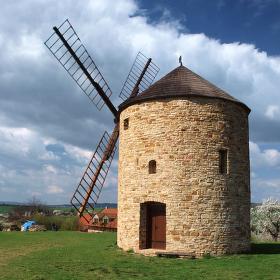 Větrný mlýn II