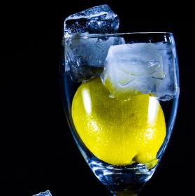 Ledový citron