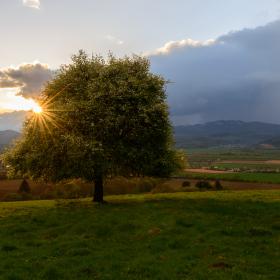 Od Moravy dášť ide....