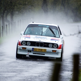 Rally Šumava 2017