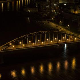 Tyršův most v Děčíně
