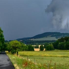 Šumavská bouře