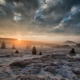 Jizerské svítání