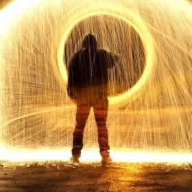 Ocelový déšť