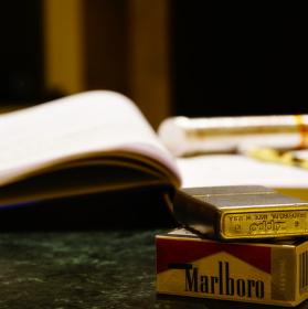...přestávám kouřit!!!...a nebo ne!