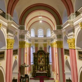 Kostel svatého Václava a Blažeje