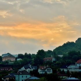 Dnes ráno z okna