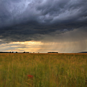 bouře