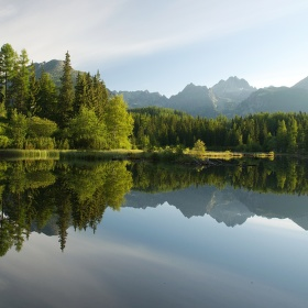 Tatranské zrkadlo