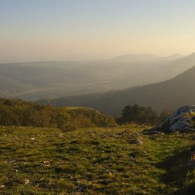 Na pálavských kopcích