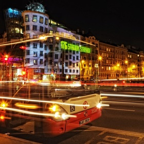Autobus duchů