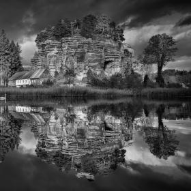 Hradní rybník