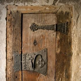Spižírna ve vězení hradu Křivoklát